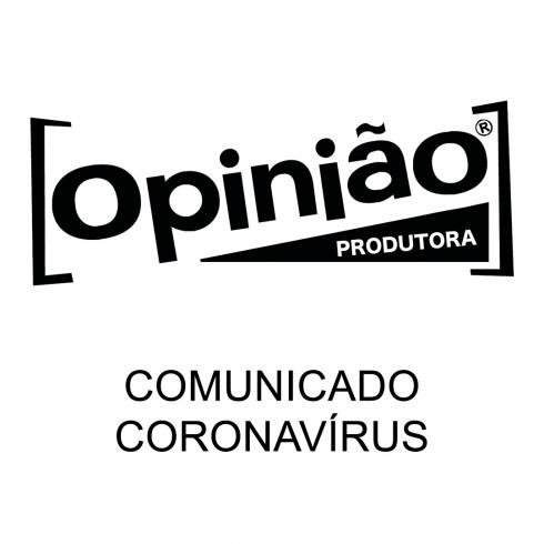 COMUNICADO: CORONA VÍRUS