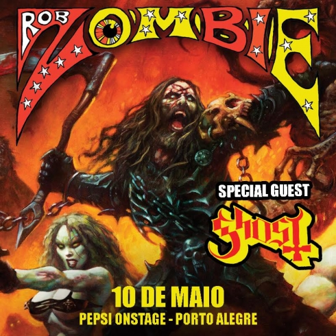Rob Zombie & Ghost