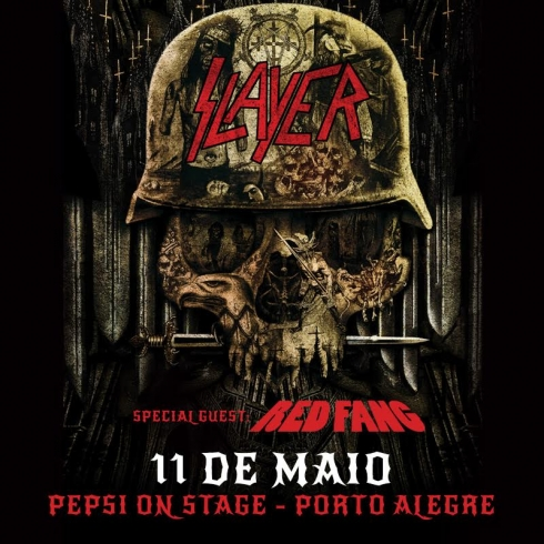 Slayer & Red Fang
