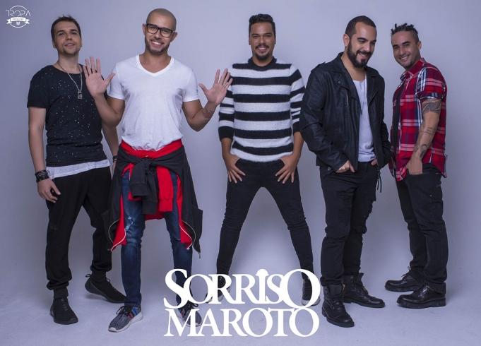 Sorriso Maroto - Turnê Sorriso, Voltei!